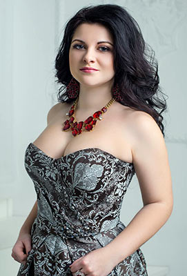 Funny girl Ekaterina from Odessa (Ukraine), 24 yo, hair color brown-haired
