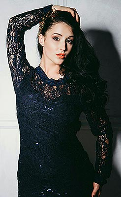 Wellread lady Sofiya from Sevastopol (Russia), 27 yo, hair color black