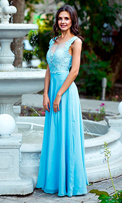 Cheerful bride Karina from Donetsk (Ukraine), 25 yo, hair color chestnut
