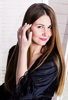 Cultured bride Natal'ya from Kharkov (Ukraine), 33 yo, hair color brown