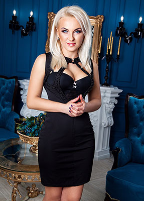 Faithful lady Elena from Kiev (Ukraine), 40 yo, hair color blonde