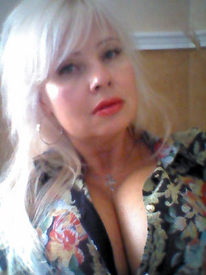 Modest woman Tat'yana from Mariupol (Ukraine), 51 yo, hair color blonde