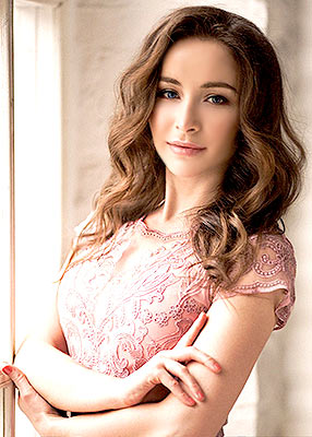 Sweet lady Nataliya from Moscow (Russia), 37 yo, hair color chestnut