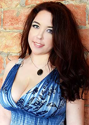 Stubborn lady Ekaterina from Nikolaev (Ukraine), 23 yo, hair color brown-haired