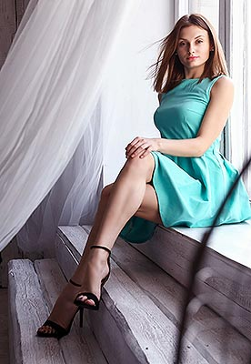 Kind lady Ekaterina from Alexandria (Ukraine), 24 yo, hair color light brown