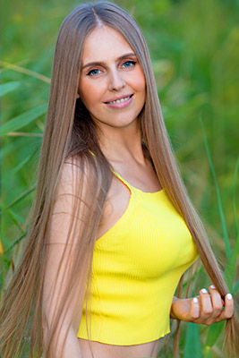 Sentimental lady Nataliya from Nikolaev (Ukraine), 34 yo, hair color blonde