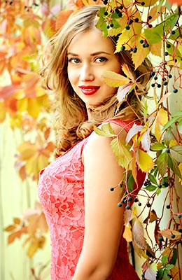 Responsive lady Anna from Nikopol (Ukraine), 29 yo, hair color brown