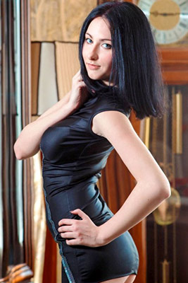 Mature lady Svetlana from Kropyvnytskyi (Ukraine), 29 yo, hair color brunette