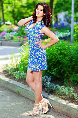 Kind lady Yana from Belgorod-Dnestrovsky (Ukraine), 31 yo, hair color brunette