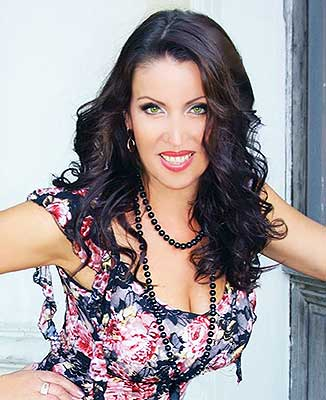 Romantic lady Margarita from Odessa (Ukraine), 54 yo, hair color brown-haired