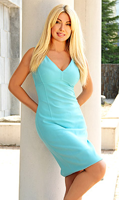 Affectionate lady Irina from Odessa (Ukraine), 51 yo, hair color blonde