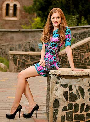 Kind lady Tat'yana from Odessa (Ukraine), 24 yo, hair color brown