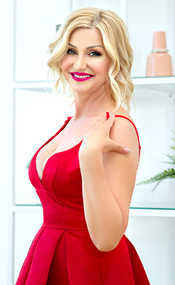 Openhearted woman Anna from Belgorod-Dnestrovsky (Ukraine), 51 yo, hair color blonde