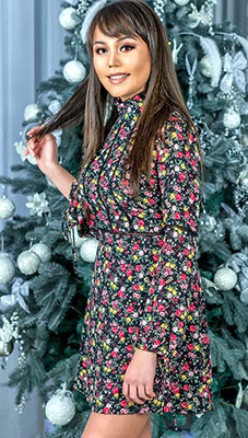 Responsible lady Ekaterina from Kiev (Ukraine), 41 yo, hair color brown-haired