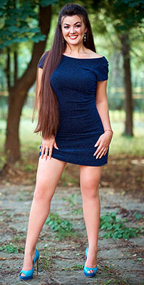 Energetic woman Svetlana from Odessa (Ukraine), 31 yo, hair color brunette