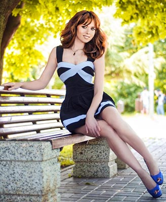 Twins bride Ekaterina from Odessa (Ukraine), 31 yo, hair color dark brown
