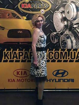 Fond lady Elena from Kremenchug (Ukraine), 36 yo, hair color blonde