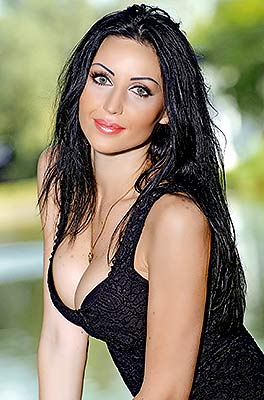 Sexy bride Arina from Odessa (Ukraine), 39 yo, hair color black