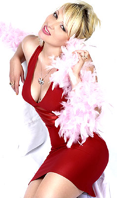 Single bride Anna from Poltava (Ukraine), 39 yo, hair color brown