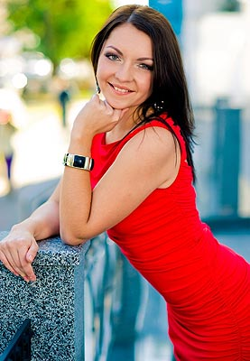 Adventurous woman Natal'ya from Poltava (Ukraine), 35 yo, hair color brown-haired