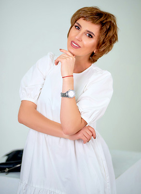 Generous bride Yuliya from Poltava (Ukraine), 36 yo, hair color brown