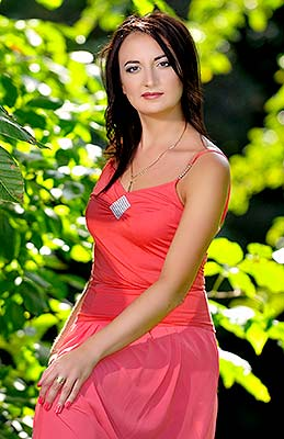 Successful lady Natal'ya from Poltava (Ukraine), 38 yo, hair color chestnut