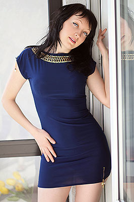 Eneretic girl Ekaterina from Simferopol (Russia), 32 yo, hair color chestnut