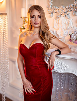 Successful bride Yuliya from Dnepropetrovsk (Ukraine), 33 yo, hair color blonde