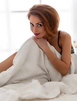 Loved lady Olya from Kiev (Ukraine), 30 yo, hair color red-haired