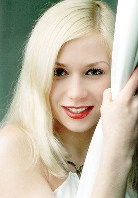Neat bride Natal'ya from Vinnitsa (Ukraine), 36 yo, hair color Blonde