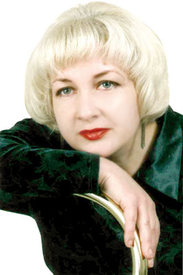 Honest lady Evgeniya from Vinnitsa (Ukraine), 60 yo, hair color Blonde