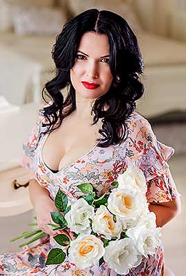 Real bride Ol'ga from Zaporozhye (Ukraine), 39 yo, hair color brunette