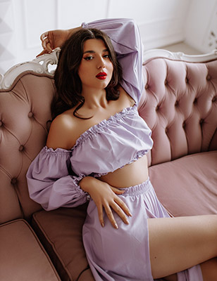 Ukraine wife Yuliya from Zaporozhye (Ukraine), 20 yo, hair color brunette