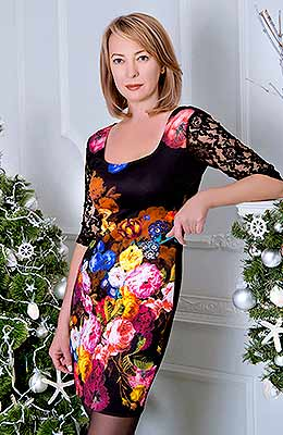 Sincere lady Natal'ya from Zaporozhye (Ukraine), 46 yo, hair color light brown