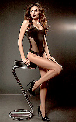 Pleasure girl Yuniya in bikini from Kharkov (Ukraine), 24 yo, hair color dark brown